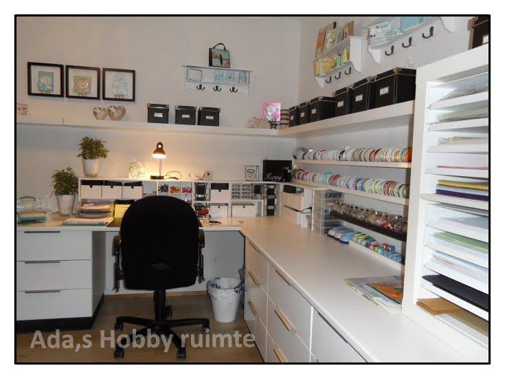 Hobby ruimte