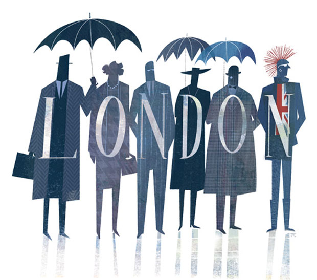 Jamey Christoph, ilustracion, illustration, washington, US, Londres, London