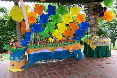 Fiestas Infantiles en Mexico