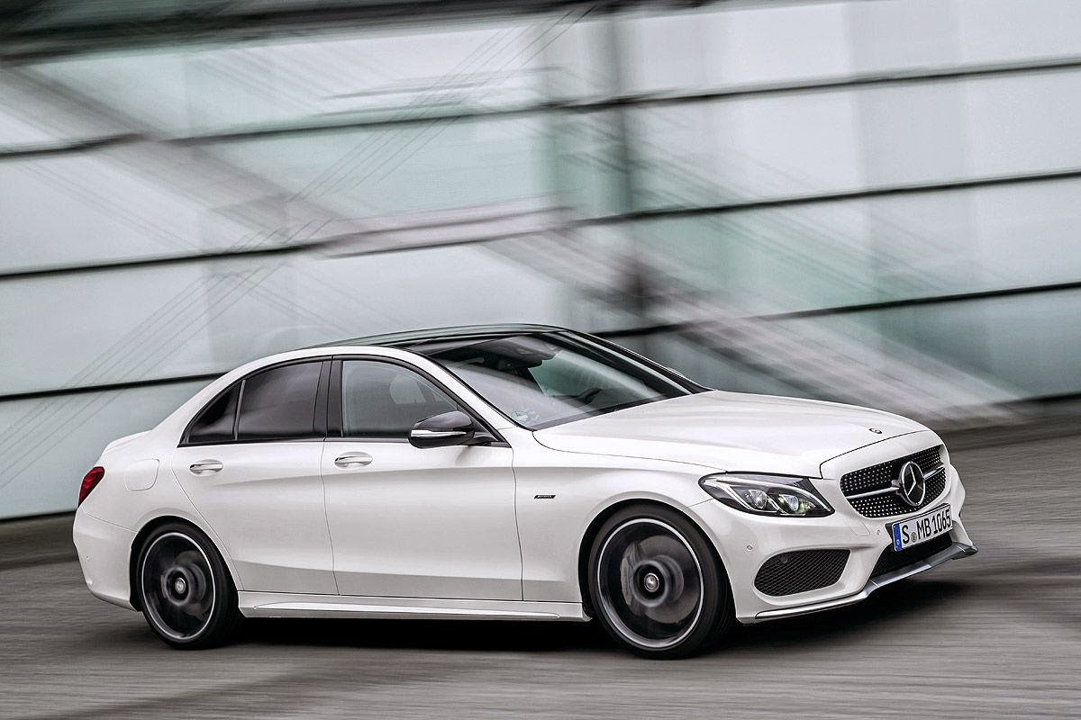 Agamemnon mercedes benz c450 amg sport for Mercedes benz c450