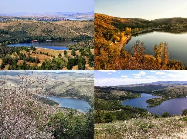 Eymir Gölü ODTÜ