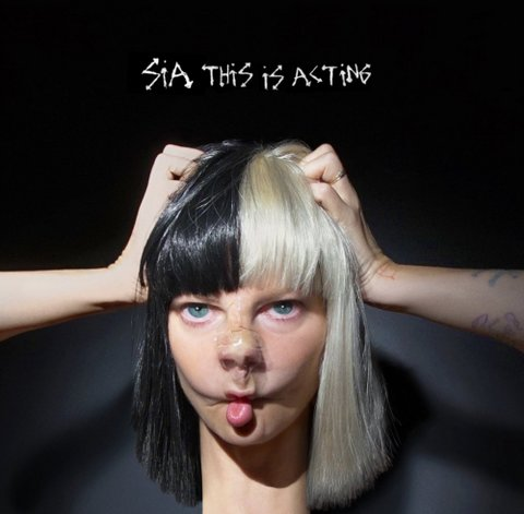 """Sia estrenó su nuevo álbum """"This Is Acting"""""""