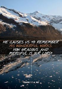 Praise Him for All!
