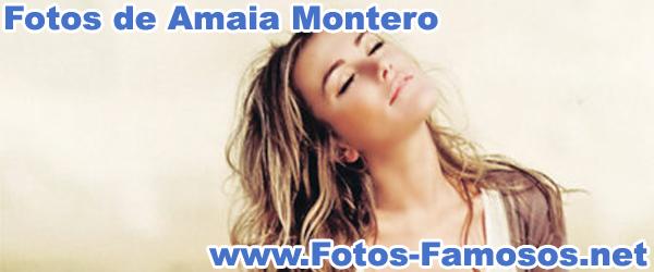 Fotos de Amaia Montero