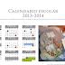 Descargar el calendario escolar de la SEP 2013 - 2014