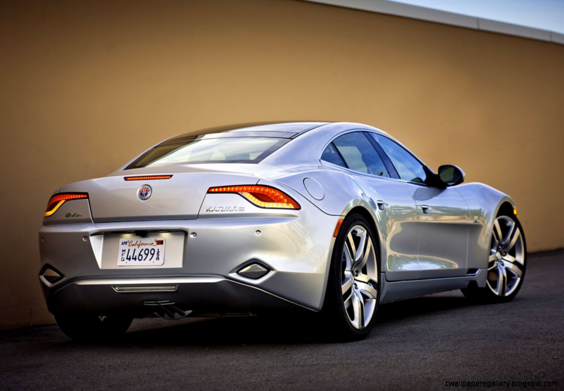 electric sports car fisker Fisker Karma 2012 – A Electric Luxury