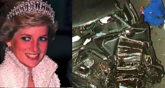 Αποκάλυψη: «Ναυάγιο» το αυτοκίνητο που οδήγησε την Νταϊάνα στο θάνατο