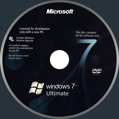 Win 7 Ultimate 32/64-bit- Ayush