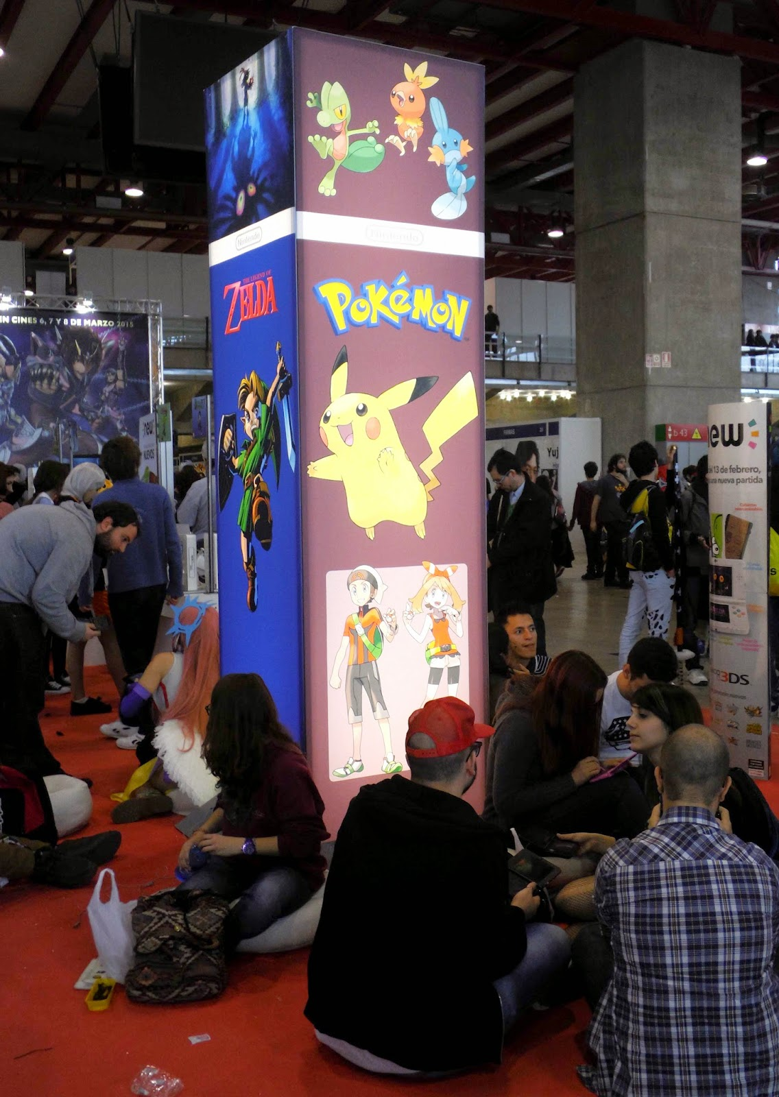combates pokemon chibi japan weekend