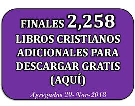 LISTADO DE LIBROS #4