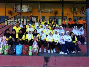 Hari-hari Akhir Bersama 6 Kuning 2012