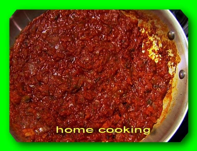 Marinara Sauce | Home cooking