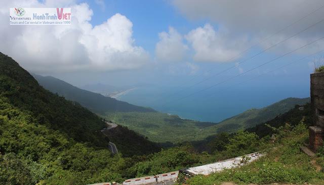 Chiêm ngưỡng cảnh đẹp trên đèo Hải Vân