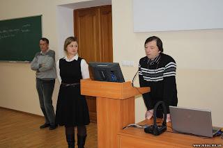 Презентація програми Федерації Обмінів Франція Україна (FEFU).