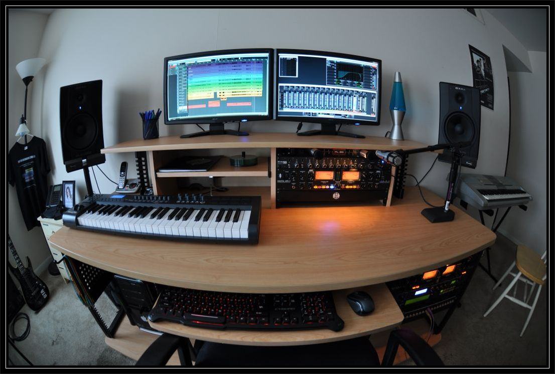 bryan lafrese blog 12 home recording studio. Black Bedroom Furniture Sets. Home Design Ideas