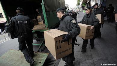 بلاخره دولت آلمان دستور جمع آوری کردن قرآنهای مجانی در آلمان را به مرحله اجرا گذاشت