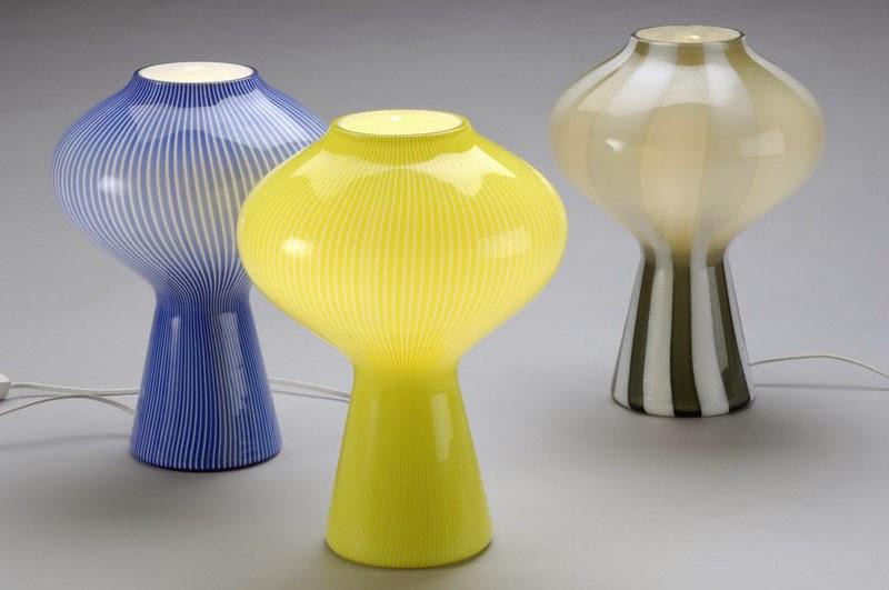 piezas únicas de cristal Venini