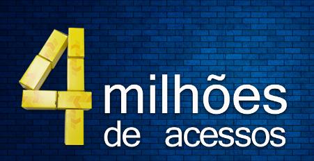 PATU EM FOCO: Mais de 4 milhões de acessos!