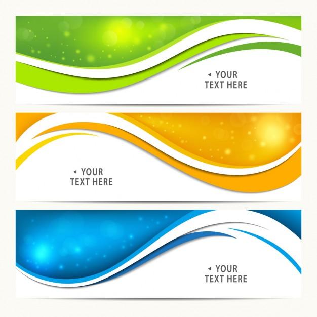 Website Banner Design Psd