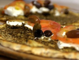 Zaatar Pita Bread Recipe