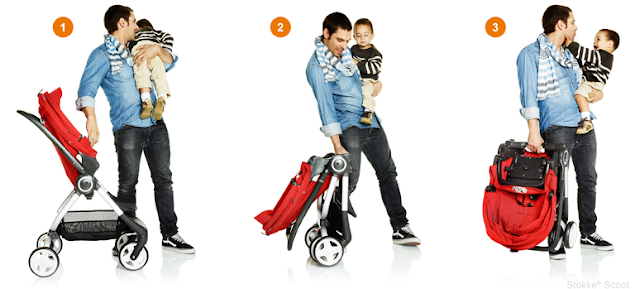 Stokke Scoot #Giveaway