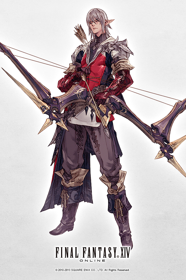 FFXIV Armor Sets