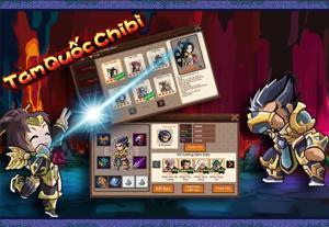 44 Tam Quốc Chibi ,Game Tam Quốc Chibi Android ,Tải Tam Quoc Chibi