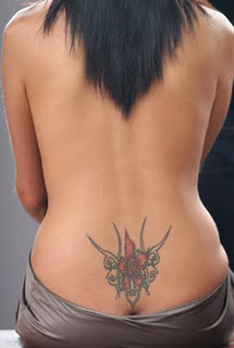 Back body Tatoo pictures design 24