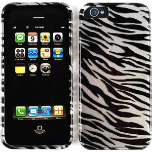 3d Zebra Iphone 5 Case