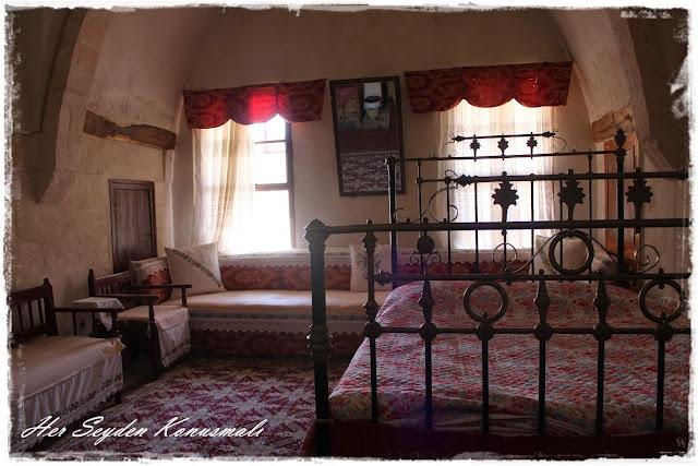 Hacı Abdullah Bey Konağı, Yatak odası
