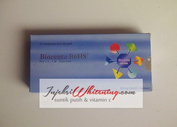 Biocenta B6H8, Biocenta B6H8 injeksi, Jual Biocenta B6H8, Beli Biocenta B6H8, Harga Biocenta B6H8