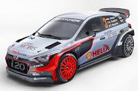Hyundai i20 WRC 2016 Front Side 3