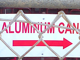 Old refrigerator recycling isn't the only type of recycling we do! Aluminum can recycling is a cinch here, too, amongst other types of scrap metal recycling!