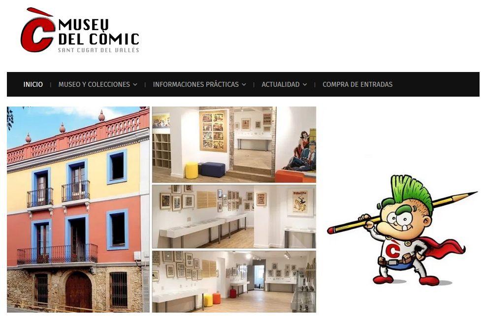 Museu del Còmic - Sant Cugat