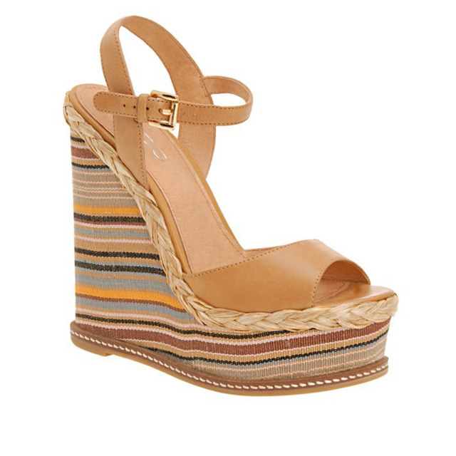 aldo cise wedge sandals all about shoes accessories