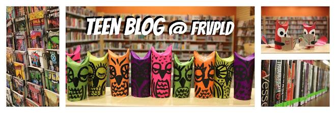 Teen Blog @ FRVPLD
