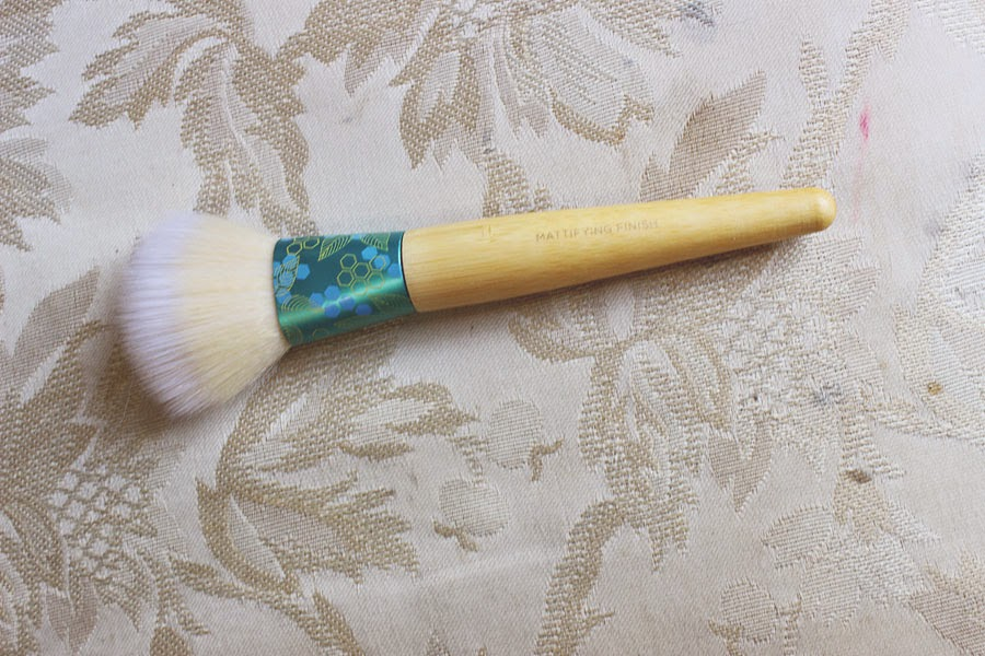 ecotools, ecotools mattifying brush, mattifing brush,