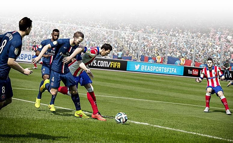 FIFA 15 Ultimate Team Edition Up 4 Multi15 Cracked-3DM Download PC Games