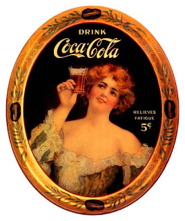 old cocacola label images