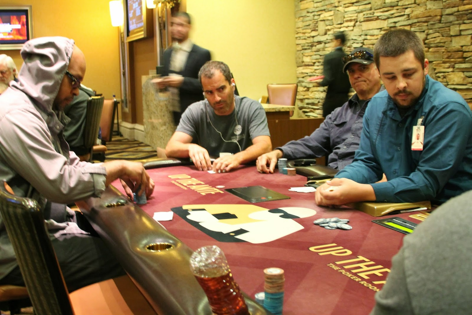Thunder valley casino poker weather at chukchansi casino