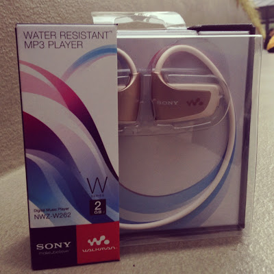 My new Sony Walkman!