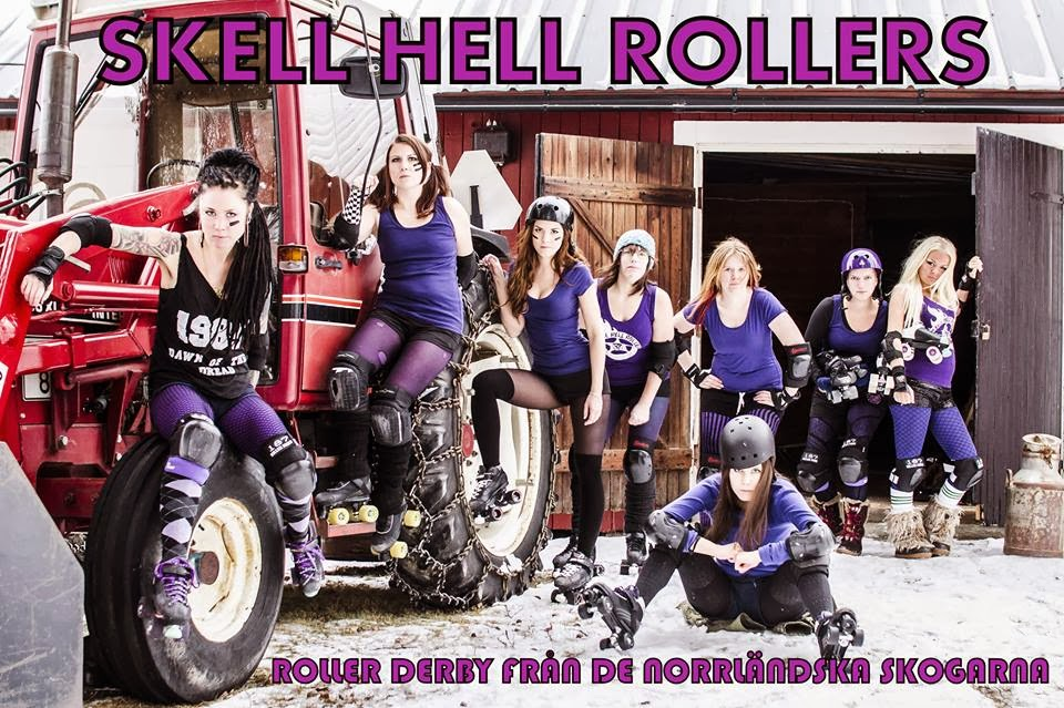 skell hell rollers