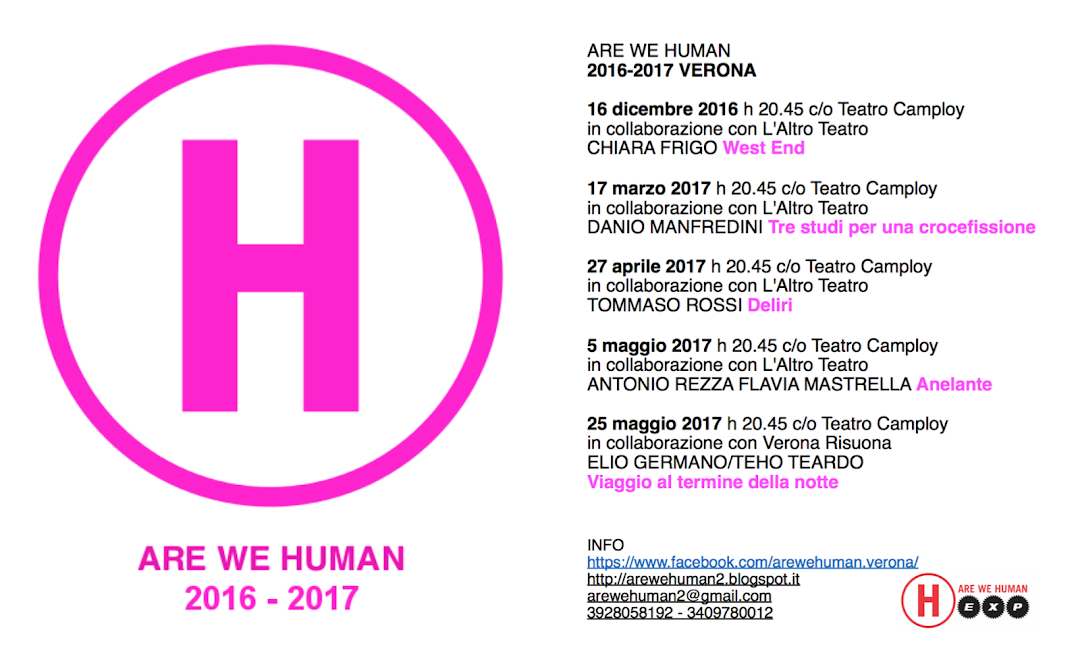 Are We Human - Verona