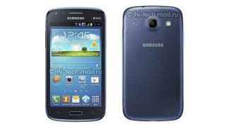 Samsung Galaxy Core Android Jelly Bean Dual SIM