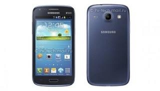 Samsung Galaxy Core Android Jelly Bean Dual SIM