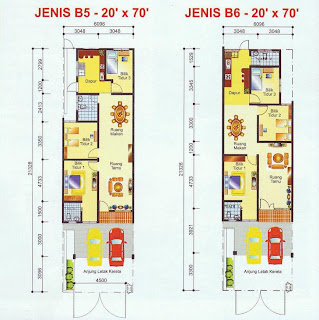 20X60 Floor Plans http://melakahartanah.blogspot.com/2011/06/terrace-single-storey-house-for-sale-at.html