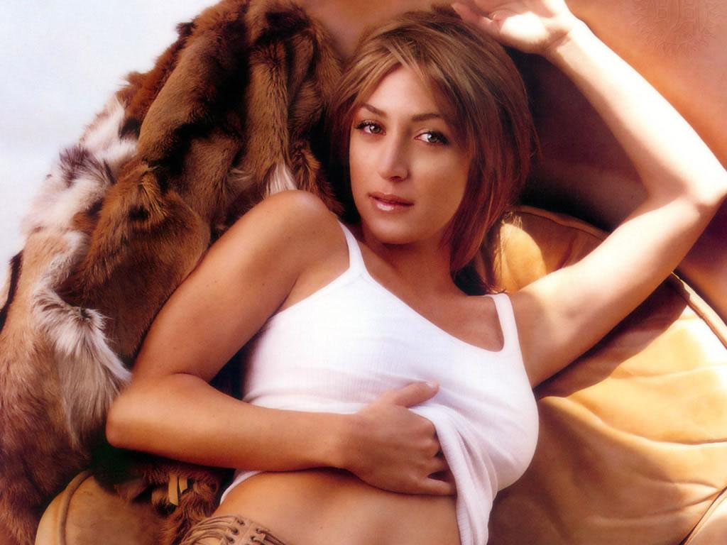 Sacha alexander nude Nude Photos 82