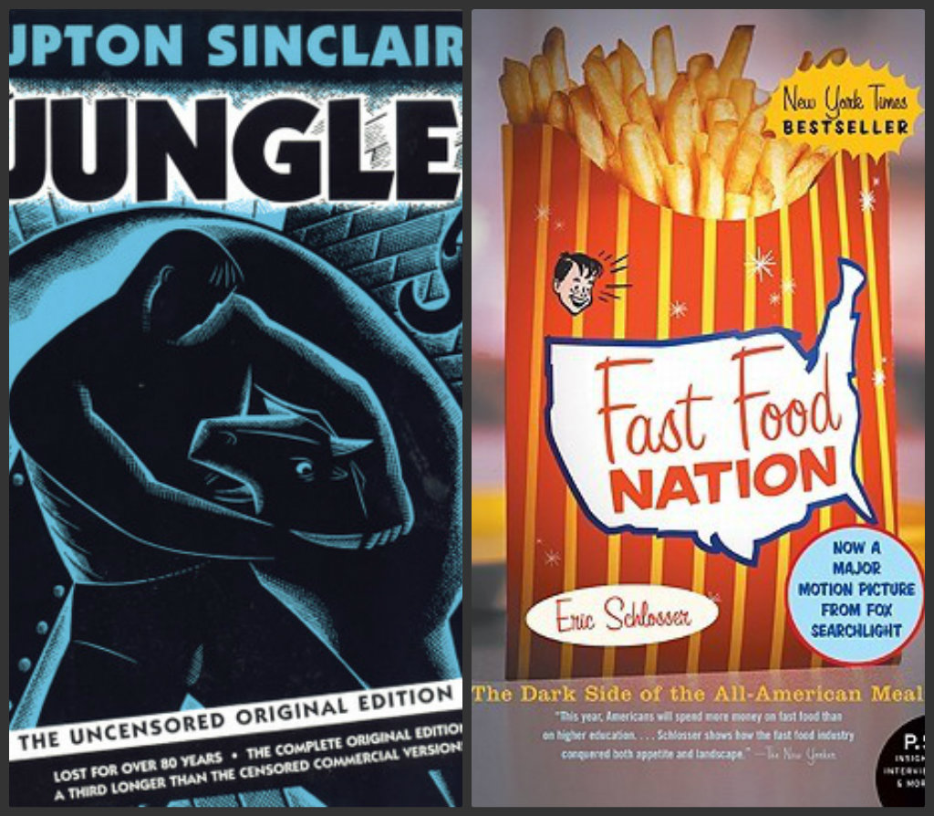 the jungle vs fast food nation essays Check out our thorough summary upton sinclair the jungle essay and analysis of this literary masterpiece 1-2-2017 comparing the jungle drugs and communication psych with fast food nation.