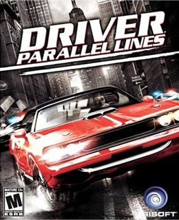 Driver: Parallel Lines PC Box