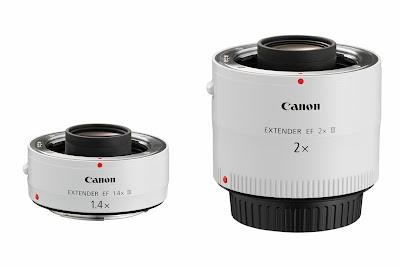 Canon Teleconverters